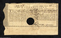 Colonial Notes:Connecticut, Connecticut Fiscal Paper, 703L 12s 6d, XF. This is a very ...