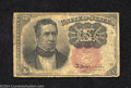 Fractional Currency:Fifth Issue, Fifth Issue 10c, Fr-1265, Fine....