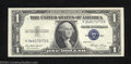 Error Notes:Miscellaneous Errors, 1935E $1 Silver Certificate, Fr-1614, Gem Crisp Uncirculated. ...