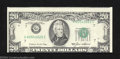 Error Notes:Miscellaneous Errors, 1985 $20 Federal Reserve Note, Fr-2075-G, Gem Crisp ...