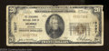 National Bank Notes:Alabama, Mobile, AL - $20 1929 Ty. 1 Merchants NB of Mobile Ch. ...