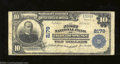 National Bank Notes:Colorado, Colorado Springs, CO - $10 1902 Plain Back Fr. 631 The ...