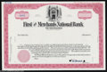 National Bank Notes:Virginia, First and Merchants National Bank of Richmond, VA, Ch. # ...