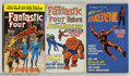 Bronze Age (1970-1979):Miscellaneous, Miscellaneous Comic Digests Group (Various, 1966-81). Includesthree Lancer paperback editions: The Fantastic Four and ... (Total:4 Comic Books Item)