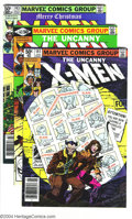 Modern Age (1980-Present):Superhero, X-Men #141-143 Group (Marvel, 1981) Condition: Average NM. This lotconsists of issues #141-143. John Byrne and Terry Austin... (Total:3 Comic Books Item)