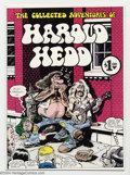 Bronze Age (1970-1979):Alternative/Underground, Harold Hedd #1 (Last Gasp, 1972) Condition: VF/NM. A treasury edition sized Underground! A tough to find first printing by U...