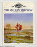 Bronze Age (1970-1979):Alternative/Underground, The Rip Off Review of Western Culture #3 (Rip Off Press, 1973) Condition: VF. A great Jim Franklin cover graces this, the la...