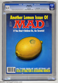 Magazines:Mad, Mad #279 Gaines File Pedigree (EC, 1988) CGC FN- 5.5 White pages.Scratch and sniff cover. Stan Hart, Dick DeBartolo, and La...