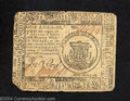 Colonial Notes:Continental Congress Issues, May 9, 1776, $1, Continental Congress Issue, CC-31, Fine-VF....