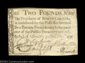 Colonial Notes:North Carolina, North Carolina December 1771 L2 Extremely Fine. A boldly ...