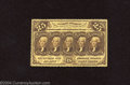 Fractional Currency:First Issue, First Issue 25c, Fr-1279, Choice CU. This is a very desirable ...