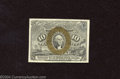Fractional Currency:Second Issue, Second Issue 10c, Fr-1245, Gem CU. This note is a broadly ...