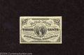 Fractional Currency:Third Issue, Third Issue 3c, Fr-1226, Gem CU. This is a broadly margined ...