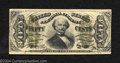 Fractional Currency:Third Issue, Third Issue Spinner 50c, Fr-1327, VF. This is a solid VF ...