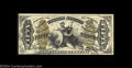 Fractional Currency:Third Issue, Fr. 1360 50c Third Issue Justice Very Choice New. A little ...
