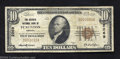 National Bank Notes:Virginia, Staunton, VA - $10 1929 Ty. 1 The Augusta NB Ch. # ...