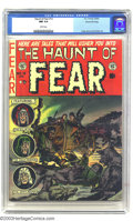 Golden Age (1938-1955):Horror, The Haunt of Fear #13 Gaines File pedigree 1/12 (EC, 1952) CGC NM9.4 White pages. Overstreet doesn't note anything special ...