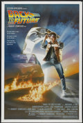 "Movie Posters:Science Fiction, Back to the Future (Universal, 1985). One Sheet (27"" X 41""). Science Fiction...."