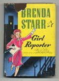 Books:Hardcover, Brenda Starr Girl Reporter Hardcover, Signed (Whitman PublishingCo., 1943). This is the first novel that was based on the e...