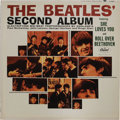 """Music Memorabilia:Recordings, """"The Beatles' Second Album"""" Promo Mono LP (Capitol 2080, 1964). Coming quickly on the heels of the breakthrough """"Meet The Be..."""