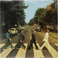 """Music Memorabilia:Recordings, Beatles """"Abbey Road"""" Sealed LP Group of 2 (Apple 383, 1969). Thefinal #1 album released before the Beatles dissolved, the g...(Total: 2 )"""