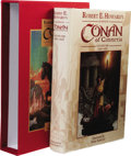 Books:Signed Editions, Robert E. Howard: Complete Conan of Cimmeria: Volume One(1932-1933) Artist's Signed Limited Edition. (London: Wande...