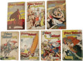 Books:First Editions, Harold Foster [text by Max Trell] Set of 7 Prince ValiantBooks. (New York: Hastings House Publishers, 1951-60), allboo... (Total: 7 )