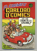 Bronze Age (1970-1979):Alternative/Underground, Carload O'Comics #nn (Belier Press, 1976) Condition: NM-. One of the earlier collections of Robert Crumb's work this book is...