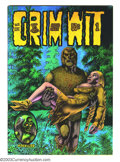 Bronze Age (1970-1979):Alternative/Underground, Grim Wit #1 First printing (Last Gasp, 1972) Condition: NM. Another title from The Rip Off Press that emulates the good old ...