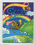 Bronze Age (1970-1979):Alternative/Underground, Kids' Liberation Coloring Book nn (Last Gasp, 1971) Condition: FN. One of the very first publications by one of the major pr...