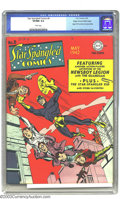 Golden Age (1938-1955):Superhero, Star Spangled Comics #8 Mile High pedigree (DC, 1942) CGC VF/NM 9.0 White pages. The brilliance of the pedigree's cover is m...