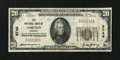 National Bank Notes:Virginia, Norton, VA - $20 1929 Ty. 1 The NB of Norton Ch. # 9746. ...