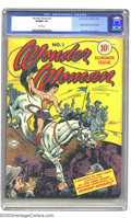 Golden Age (1938-1955):Superhero, Wonder Woman #1 (DC, 1942) CGC VF/NM 9.0 White pages. Wow -- here's the top copy in CGC's current census rankings and it's n...