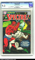 Silver Age (1956-1969):Horror, Showcase #61 The Spectre (DC, 1966) CGC NM- 9.2 Off-white to whitepages. Here's the second appearance of the Silver Age Spe...
