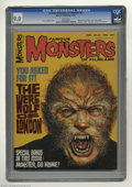 Silver Age (1956-1969):Horror, Famous Monsters of Filmland Group (Warren, 1966-70) CGC VF/NM 9.0.Here is a group of six issues of Famous Monsters of Fil... (Total:6 Comic Books Item)