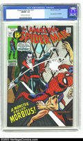 Bronze Age (1970-1979):Superhero, Amazing Spider-Man #101 (Marvel, 1971) CGC NM/MT 9.8 Off-white to white pages. Few of Spider-Man's villains ever earned thei...