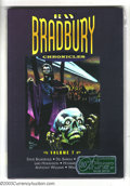 Modern Age (1980-Present):Science Fiction, Ray Bradbury Chronicles #2-7 Group (Byron Preiss, 1992) Condition:Average VF/NM. This set of hardback volumes retells many ...(Total: 6 items Item)