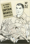 Original Comic Art:Covers, C.C. Beck - Original Cover Art for Captain Marvel Adventures #2(Fawcett, 1941). Captain Marvel burst onto the comic scene i...