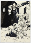 Original Comic Art:Splash Pages, Simon Bisley - Original Art for Heavy Metal, March, 1999 (HeavyMetal, 1999). Kevin Eastman and Simon Bisley's homicidal, ac...