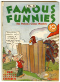 Platinum Age (1897-1937):Miscellaneous, Famous Funnies #16 (Eastern Color, 1935) Condition: VG+....