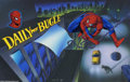 Original Comic Art:Sketches, Ken Steacy - Original Spider-Man Illustration (1996). Ol' web-head swings past the Daily Bugle building in grand style, cour...