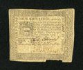 Colonial Notes:Pennsylvania, Pennsylvania March 25, 1775 4s Fine....