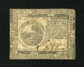 Colonial Notes:Continental Congress Issues, Continental Currency November 29, 1775 $6 Very Fine-ExtremelyFine....
