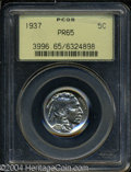 Proof Buffalo Nickels: , 1937 PR 65 PCGS. The current Coin Dealer Newsletter (...