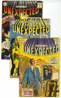 Silver Age (1956-1969):Horror, Tales of the Unexpected Group (DC, 1957-63) Condition: AverageGD.... (Total: 11 Comic Books)