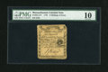 Colonial Notes:Massachusetts, Massachusetts 1779 3s/6d PMG Very Good 10....