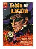 Silver Age (1956-1969):Horror, Movie Classics #12 Tomb of Ligeia - File Copy (Dell, 1965)Condition: NM-....