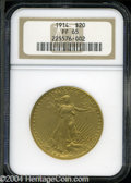Proof Saint-Gaudens Double Eagles: , 1914 PR 65 NGC. The current Coin Dealer Newsletter (...