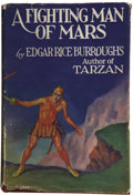 Books:First Editions, Edgar Rice Burroughs. A Fighting Man of Mars....
