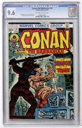 Bronze Age (1970-1979):Adventure, Conan the Barbarian #31 (Marvel, 1973) CGC NM+ 9.6 Off-white to white pages....